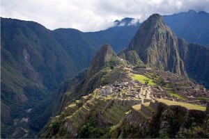 Photo Machu picchu perou