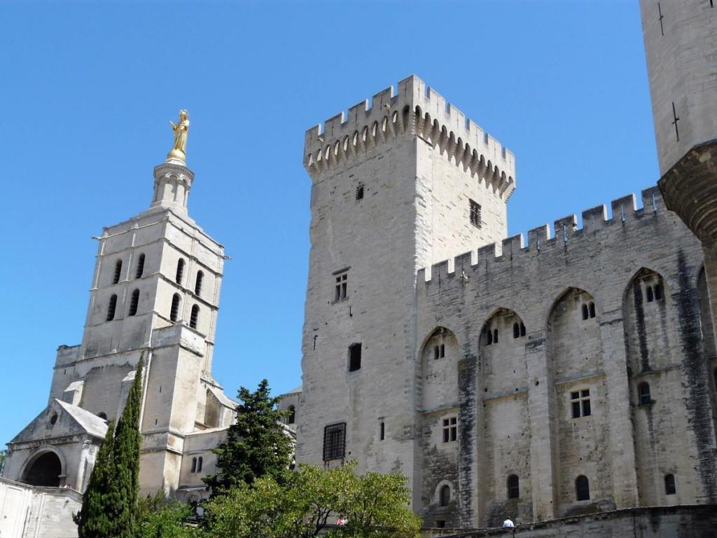Avignon, la cathédrale