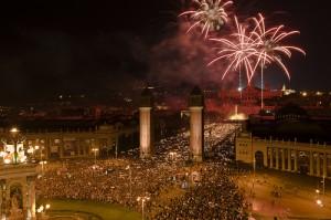 Fiesta Barcelone